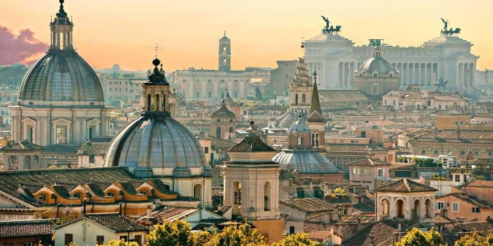 Alojarse en Roma en el Centro histórico