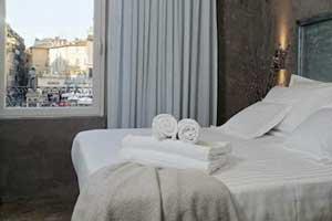 Quedarse en el Hotel Mama's Home Rome en Roma