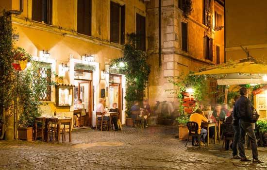 Donde dormir en Travestere Roma