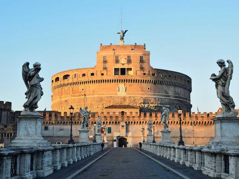 Castillo Sant'Angelo de Roma