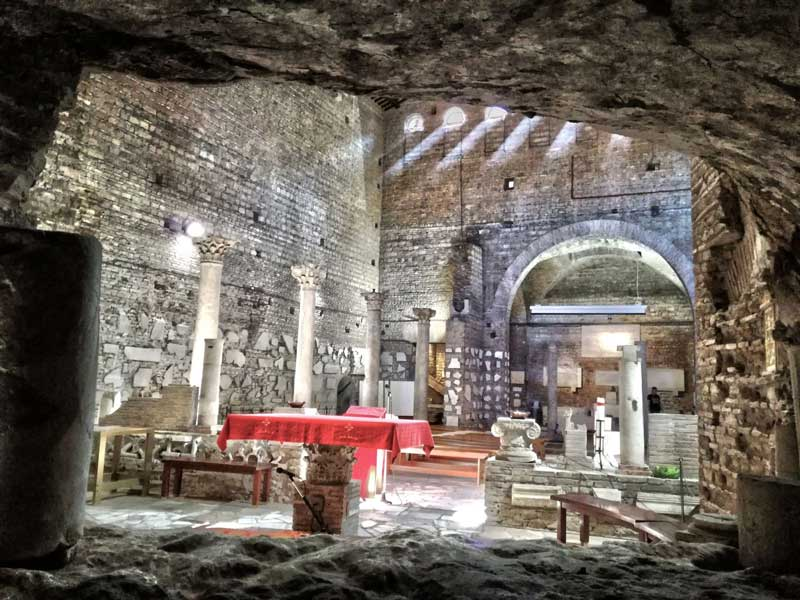 Catacumbas del Vaticano
