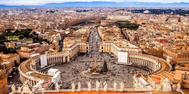 lugares que visitar en el Vaticano