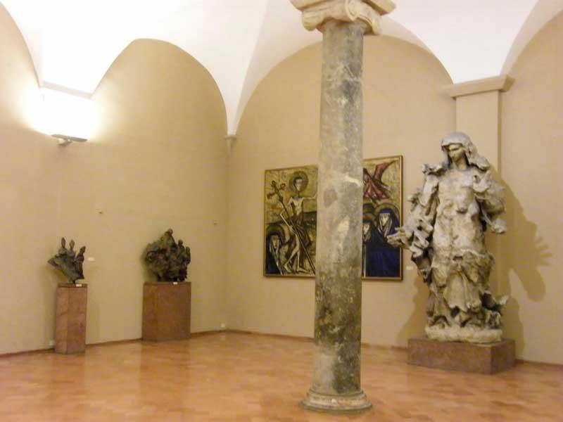 Colección de arte religioso