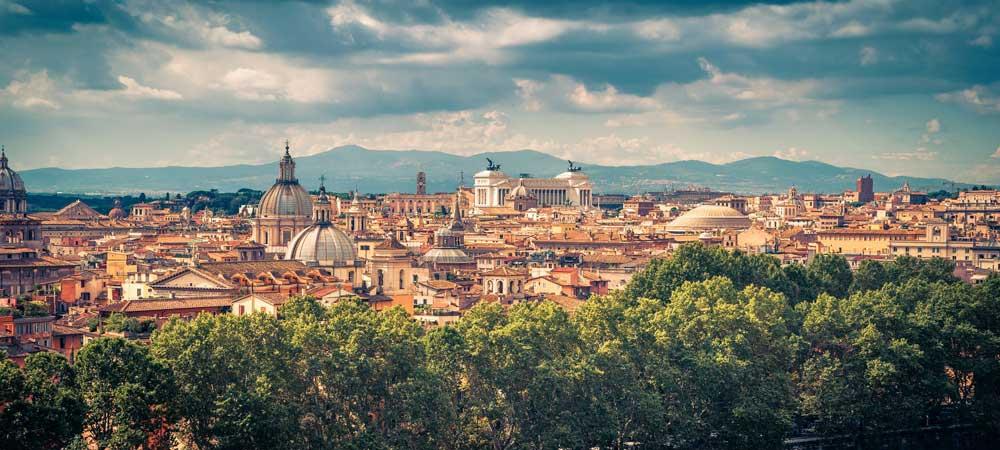 Clima y cuándo viajar a Roma