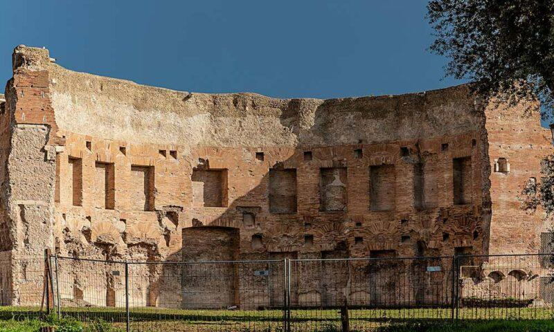 Palacio Domus Aurea