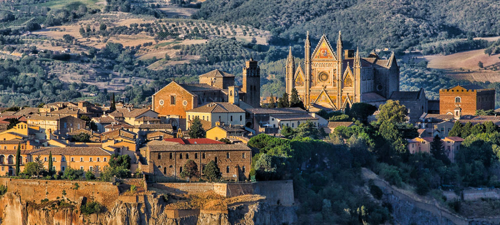 Donde alojarse en Orvieto