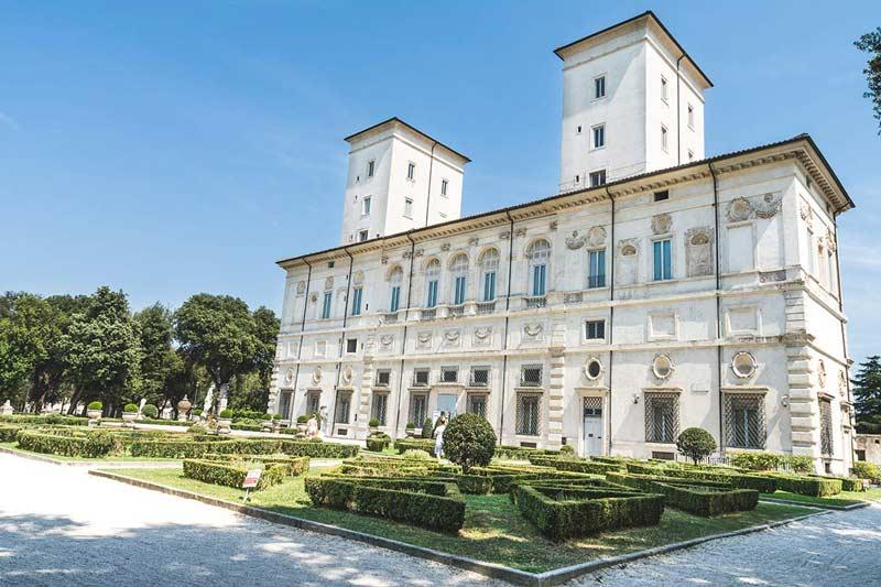 Visitar la Galería Borghese en Roma