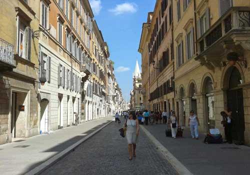 Hospedarse la en zona norte del centro de Roma