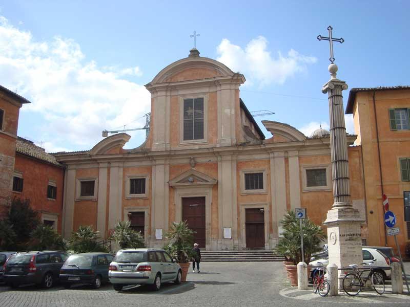 Iglesia San Francesco a Ripa