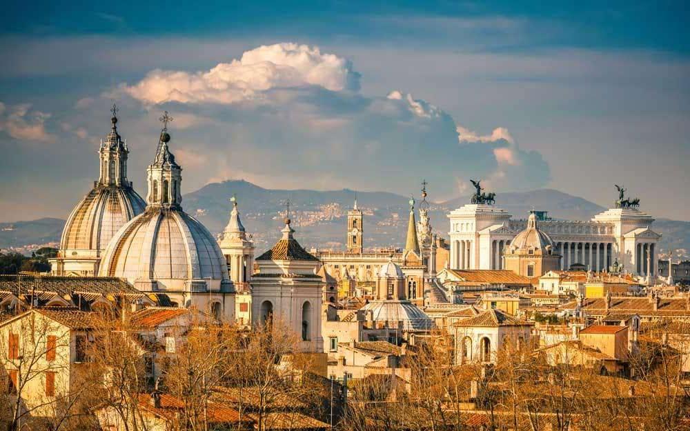 Lugares para visitar en Roma, Italia