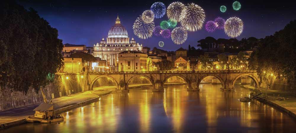 Navidad y Fin de Año en Roma
