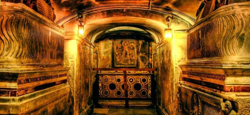 Necrópolis Vaticana