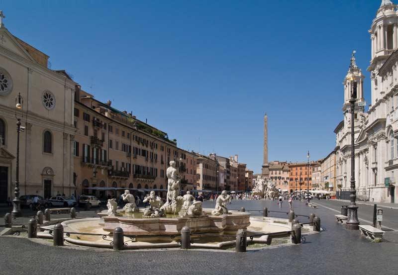 Plaza Navona en Parione