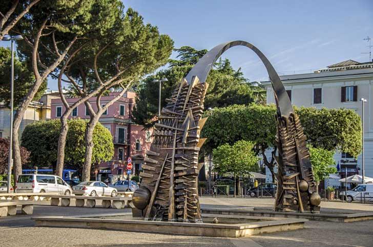 Plaza Giuseppe Garibaldi