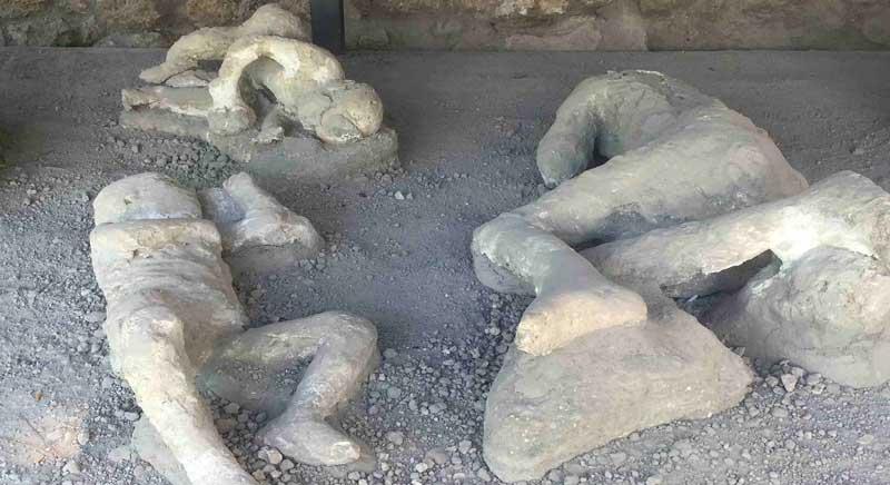 Pompeya y el Jardín de los Fugitivos
