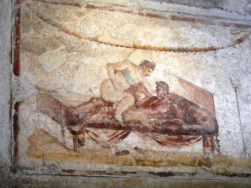 prostíbulo de Pompeya