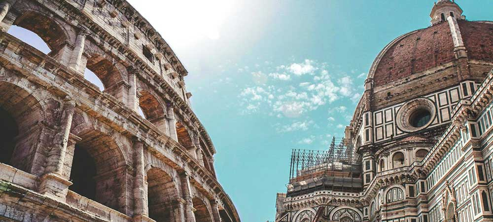 Viajar de Roma a Florencia