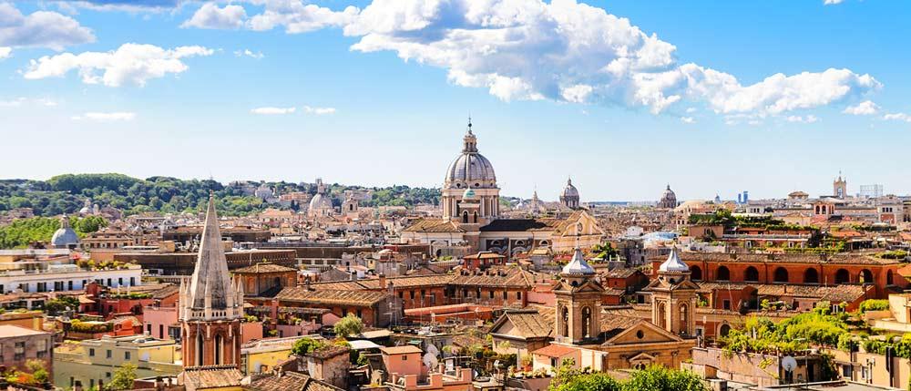 Turismo en Roma Italia