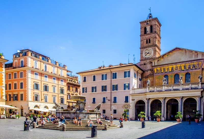Piazza de Santa Cecilia