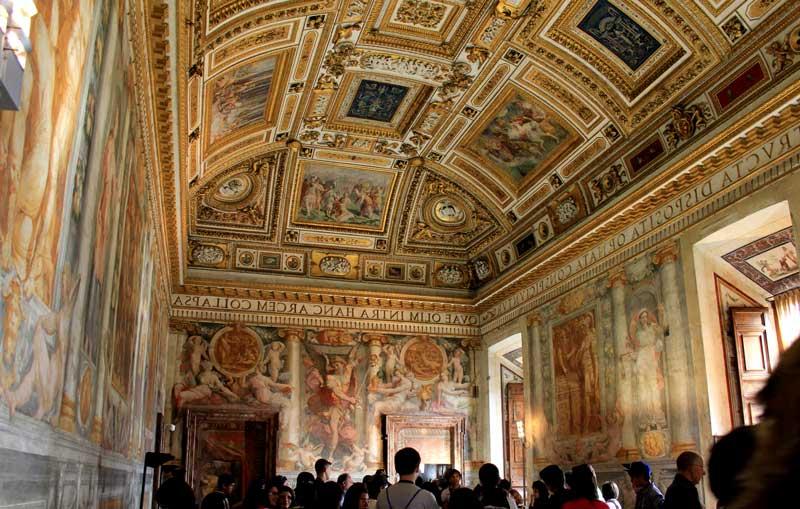 Visitar el Palacio