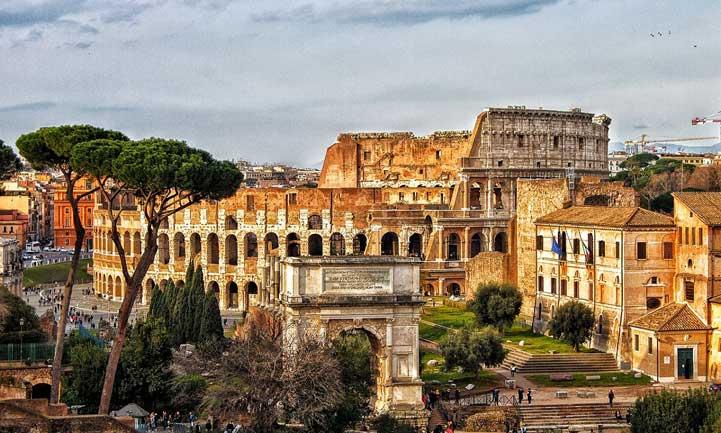 Porque visitar el Coliseo de Roma