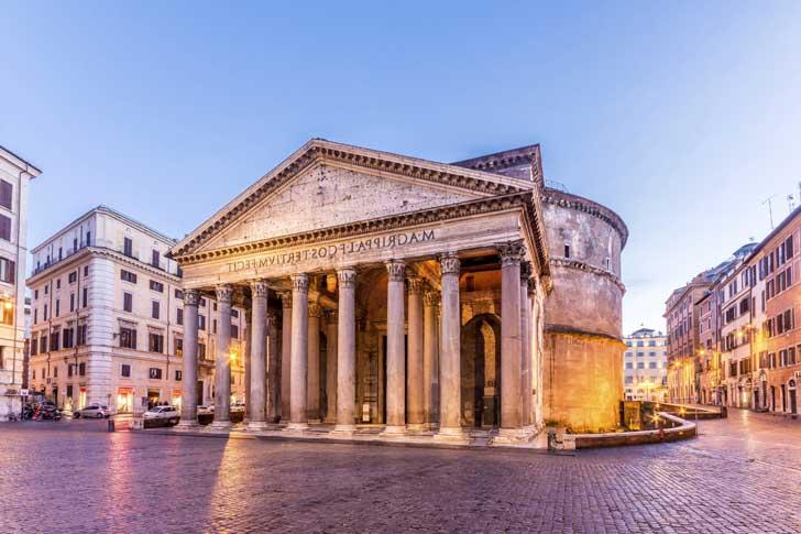 Visitar el Panteon